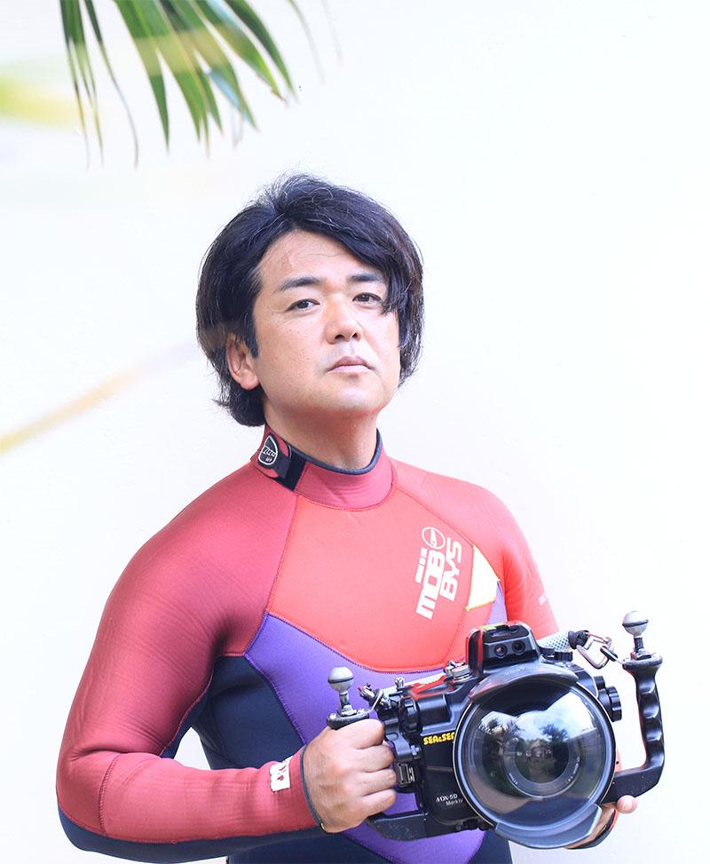 まっすーと鍵井靖章が提案するニューアレドニアのダイビングとヌメアの町歩き&魅惑のグルメ