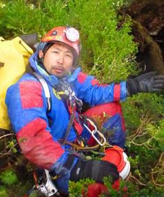 世界の洞窟王 死にそうだけど死なないぞ 吉田勝次